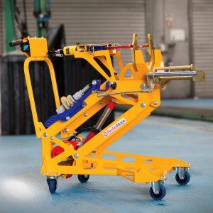 outil pour dépose et repose freins à disques poids lourds