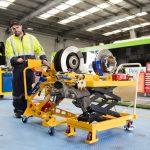 brakemate Xpertive changer disques ou tambour de frein sur véhicules lourds